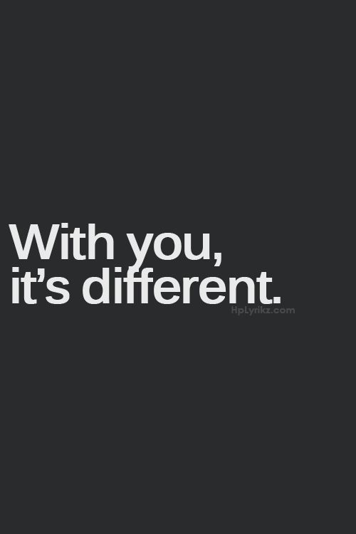 Best Love Quotes With You Its Different Galaxies Vibes