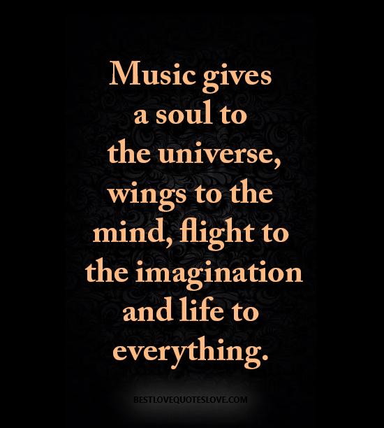 music quotes ldquo music gives - photo #4